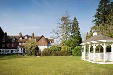 Moorhill House Hotel - New Forest Award Winning Sunday Lunch for 2 - Save 49%