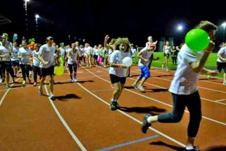 RNIB - Tickets to Glow charity fun run - Save 20%