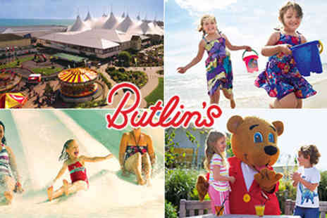 Butlins - Family Passes to Butlins Great Indoor and Outdoor Fun for all the Family - Save 42%