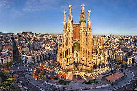 Jetline Holidays - Two night stay For Two Includes flights in Barcelona - Save 50%