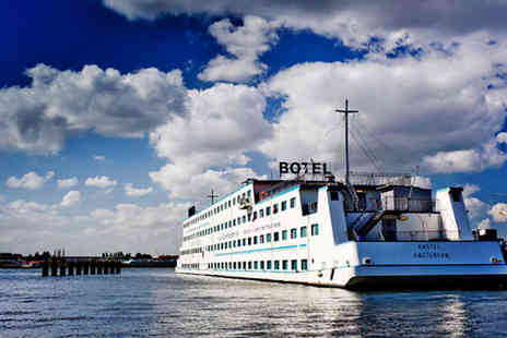 Major Cruise - Two Night Stay in Amsterdam with Flights - Save 12%