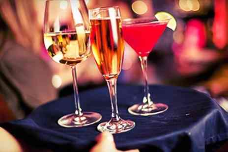 Fifty Bar Lounge - Prosecco, Cocktails or  Bar Tab  - Save 50%