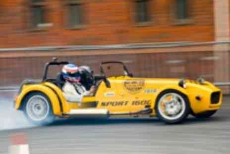 Westfield Sportscars - Westfield Sportscar Half Day Driving Experience for One Person - Save 53%