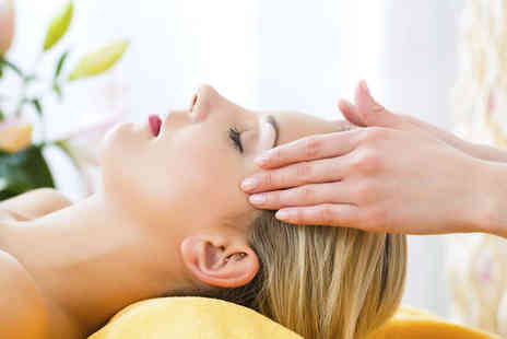 Hands on Healing - Full Body Massage and Reiki Treatment  - Save 62%