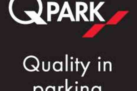 Q Park -  25% off Voucher for Pre Booked Parking - Save 25%
