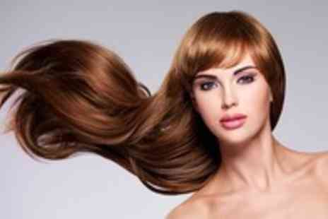 Bella Mode - Cut Moroccan oil treatment & blow dry - Save 50%