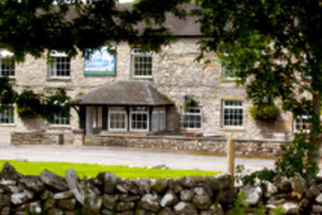 The Fat Lamb -  Two Night Break for Two in a Four Star Traditional Stone Inn - Save 43%