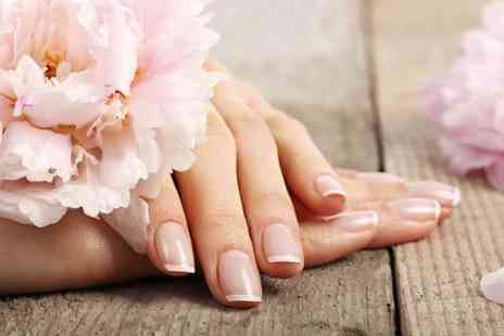 Radiance Hair and Beauty - Deluxe Manicure or Pedicure - Save 55%