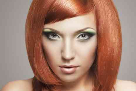 Beaute Parfaite - Cut and Colour With Bumble and Bumble Treatment  - Save 57%