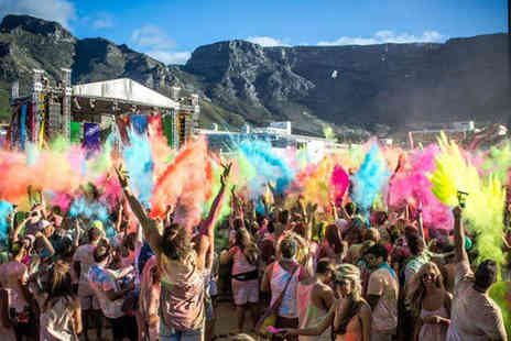 HOLI ONE - Ticket to the HOLI ONE colour festival  - Save 50%