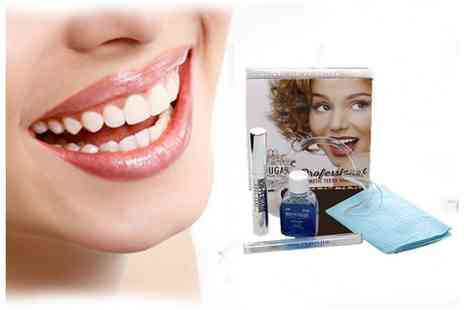 Trading Post Products - Cougar Professional Teeth Whitening Kit  - Save 85%