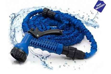 Trading Post Products - 50 ft Expandable Hose with Gun - Save 60%