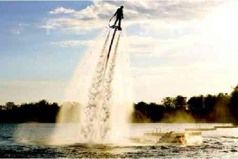 Flyboard Fun - Flyboard Experience For Two - Save 27%