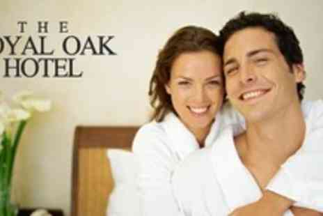Royal Oak Hotel - One Night Stay For Two With Two Course Dinner and Breakfast - Save 58%