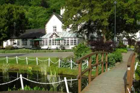 The Wild Pheasant Hotel & Spa -  North Wales Escape inc Meals & Wine - Save 52%