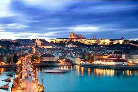 Blue sea Holidays - Two Nights Stay With B&B including London flights in  Prague - Save 55%