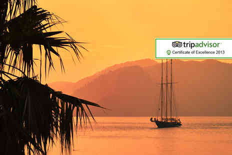 Major Travel - Seven night self catering Marmaris break including flights  - Save 39%