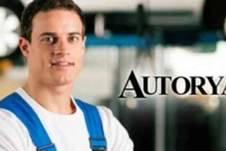 Autoryan - Seasonal Maintenance Package With Oil and Filter Change - Save 73%