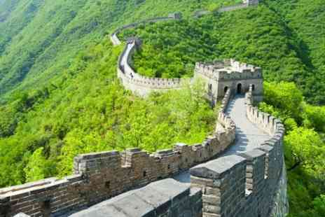 Independent World Choice Holidays - Six Night Stay With Flights and Tours in China - Save 50%