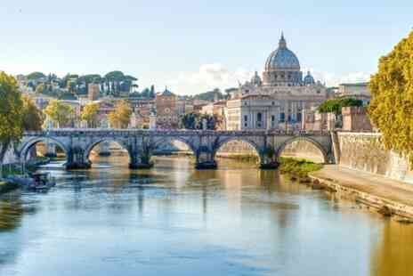 KPX Travel - Two Night stay With Breakfast and Flights in Rome - Save 50%