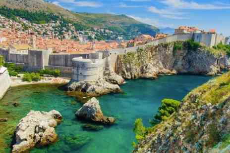 Tour Center - Five Night stay With Breakfast and Flights in Dubrovnik - Save 50%