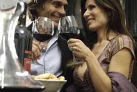 The Wrens Hotel - Wine tasting experience for two with a platter of Yorkshire cheeses - Save 54%