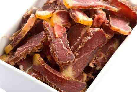 The Chichester Biltong Company - 500g of gluten and sugar free biltong  - Save 53%