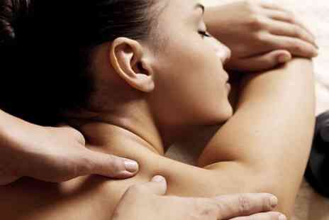 and so beautiful - Choice of Reflexology or Massage - Save 50%