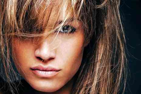 Uppercut Hair Salon - Cut and Blow Dry With Half Head of Highlights with Claire - Save 50%