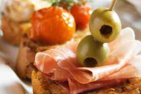 Anexo Bar and Restaurant - Six Tapas for Two and Two Cocktails - Save 58%