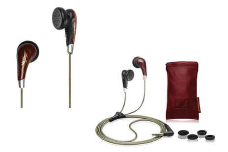 Hanaco - Sennheiser In Ear Live Bass Headphones - Save 30%