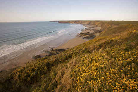 Howells Leisure - Four night Pembrokeshire coast caravan break for up to 6 people - Save 57%
