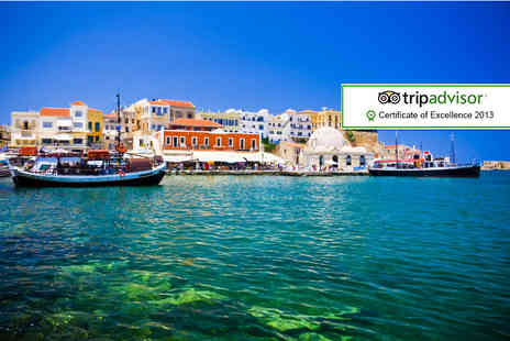 ClearSky Holidays - Seven night 5 star Crete break including flights - Save 21%