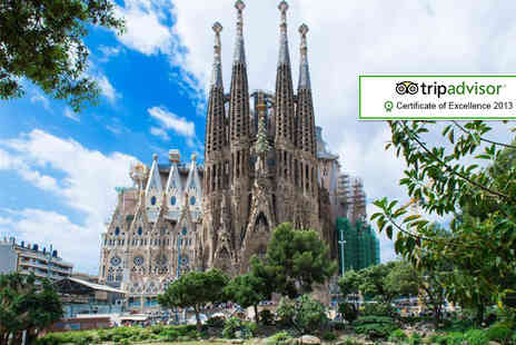 ClearSky Holidays - Two night Barcelona break including return flights - Save 33%