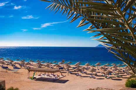 iFly Holidays - Seven night all inclusive 5 star Sharm el Sheikh break including flights - Save 24%