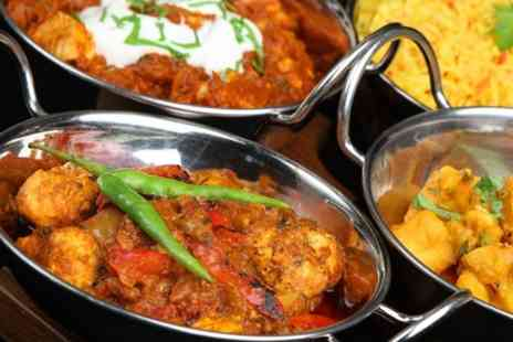 Revivals Indian Restaurant - Two Course Meal With Rice - Save 58%