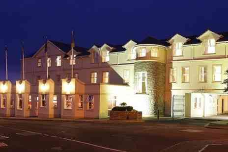 Ballyliffin Hotel - Two Nights Stay For Two With Breakfast and Dinner in Donegal Coast - Save 50%