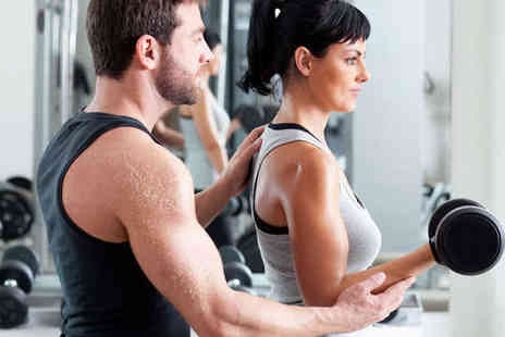 Jack Pugh Personal Training - Three Hour Long Personal Training Sessions - Save 83%