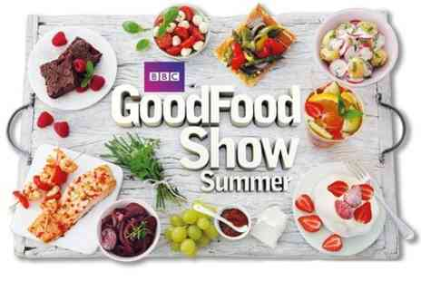 BBC Good Food Show - Food, drink, kitchen gadgets, TV chefs and expert tips galore - Save 50%