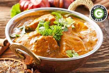 Barinda - Two Course Indian Meal With Rice For Two  - Save 53%