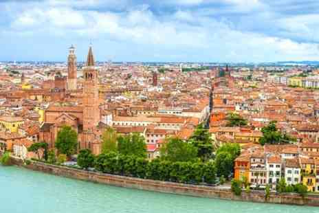 KPX Travel - Two Nights Stay With Breakfast and Flights in Verona - Save 50%