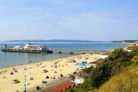Durley Dean Hotel -  One Night Stay For Two With Breakfast and Spa Accessin  Bournemouth - Save 40%