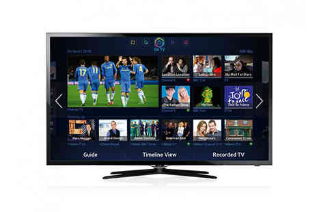 TV and More - Samsung F5500 Smart LED TV - Save 23%