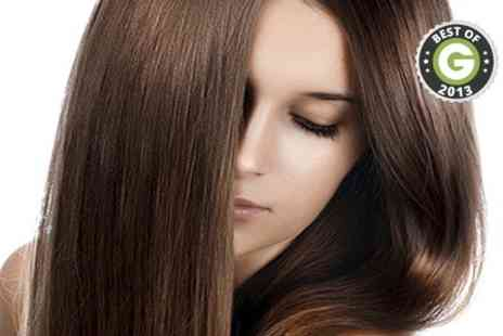 Runway Hair and Beauty - Cut, Blow Dry and Oil Treatment - Save 50%