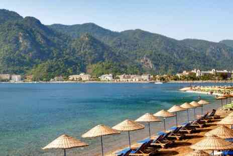 Major Travel - Seven Nights Stay With Flights ijn Marmaris - Save 50%