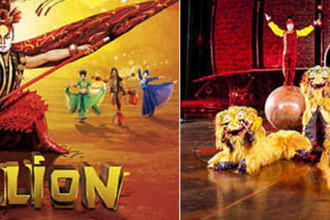 Cirque du Soleil - Ticket to Cirque du Soleils Dralion  - Save 13%