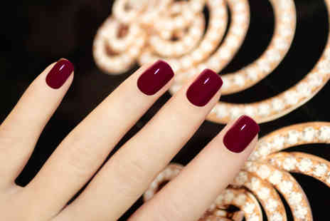 Nail Candy - Shellac manicure including a pedicure - Save 60%
