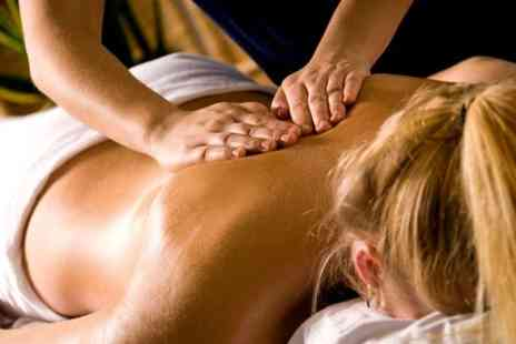 Treat and Revive Spa - Pamper Package  with Treat & Revive Spa - Save 79%