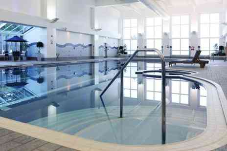 De Vere Village Hotels -  One night break for two including 3 course dinner, breakfast and spa access - Save 31%
