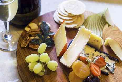 The Sirloin - Champagne Festival Entry With Wine And Cheese Tasting  - Save 50%